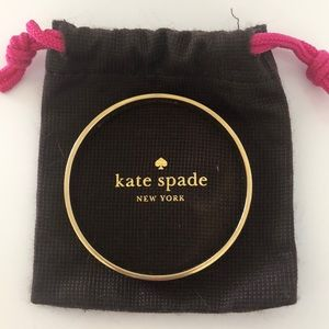 Kate Spade Wedding/Bride Idiom Bracelet